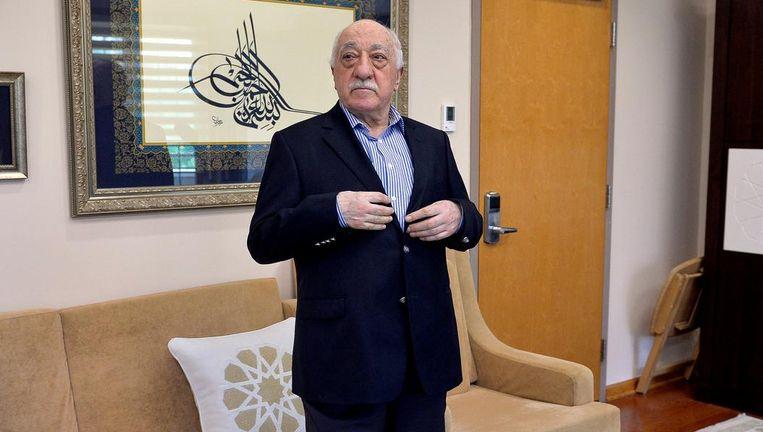 Fethullah Gülen. Beeld reuters