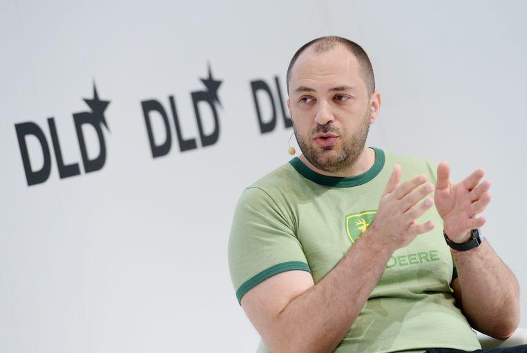 Jan Koum, oprichter van WhatsApp, heeft het bedrijf verlaten.