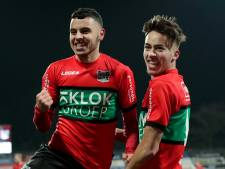 NEC verlengt contract met linksback Souffian El Karouani