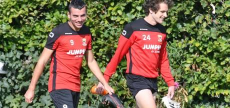 GA Eagles met Rabillard tegen Jong Ajax