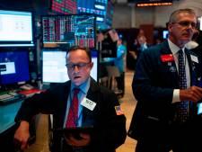 Wall Street enregistre sa pire journée de l'année