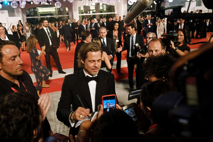 """Brad Pitt pour """"Ad Astra"""""""