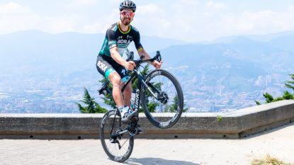"""Sagan bereidt voorjaar voor met hoogtestage in... Colombia: """"Koers is anarchie tegenwoordig"""""""