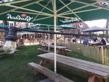 Hilvarenbeek is er klaar voor: maandag is de Vrijthof een terras