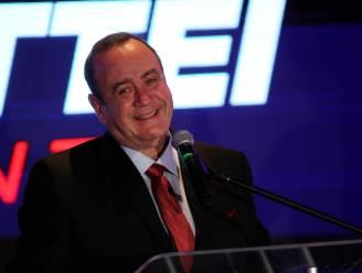 Guatemala kiest voor conservatieve presidentskandidaat Giammattei