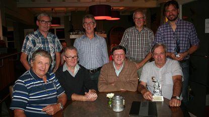 Hengelclub De IJzerdijkvissers huldigt kampioenen