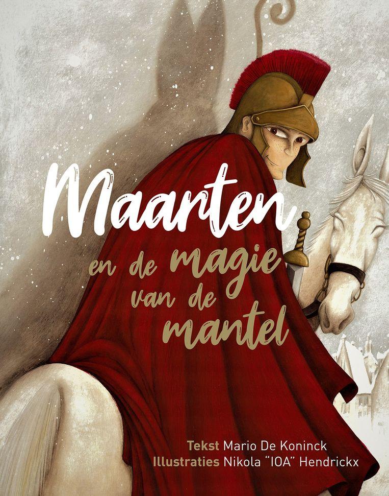 Maarten en de magie van de mantel.