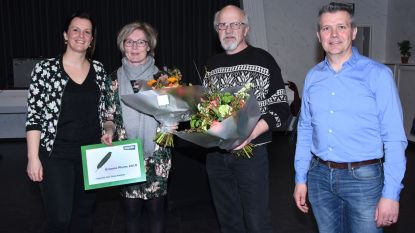 Milieuwerkgroep van Sint-Claracollege wint Groene Pluim