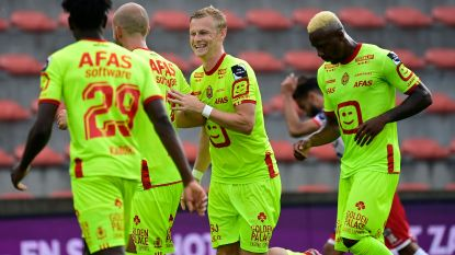 LIVE. Sterk KV Mechelen leidt halfweg met 0-1 na knotsgekke penaltyfase