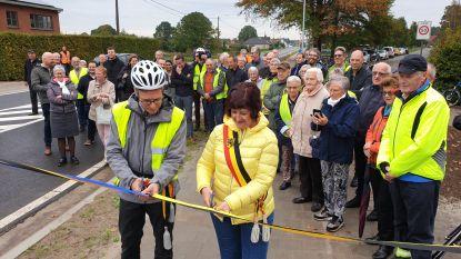 Na 12 jaar geduld: eindelijk veilig fietsen tussen Lichtaart en Poederlee