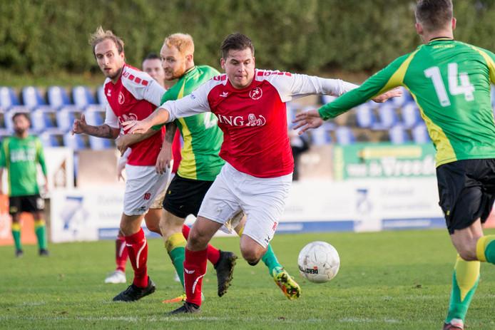 Raymond de Wolff gaat komende zomer voor de tweede keer van Goes naar Vlissingen.
