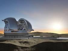 Order van VDL in Eindhoven voor delen mega-telescoop in Chili