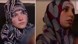 Vier kinderen van IS-weduwen voor Antwerpse jeugdrechter verschenen