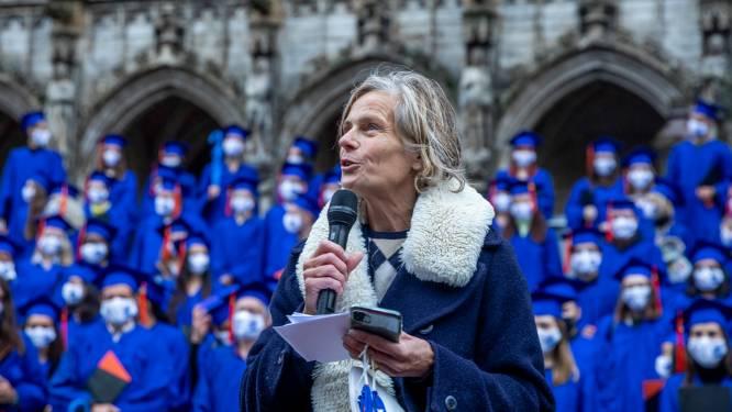 VUB-rector Caroline Pauwels (56) ter observatie  opgenomen in UZ Brussel