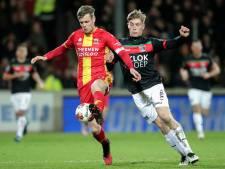 Blessure GA Eagles-captain Jeroen Veldmate valt mee