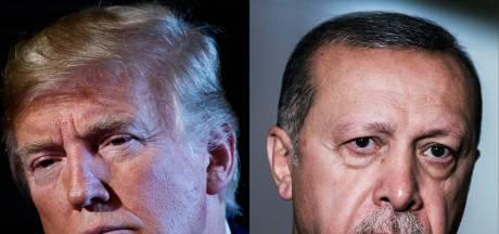 """Trump critique l'offensive turque en Syrie: """"Une mauvaise idée"""""""