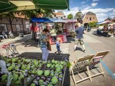 Alleen maar blije gezichten op eerste Boerenmarkt Losser