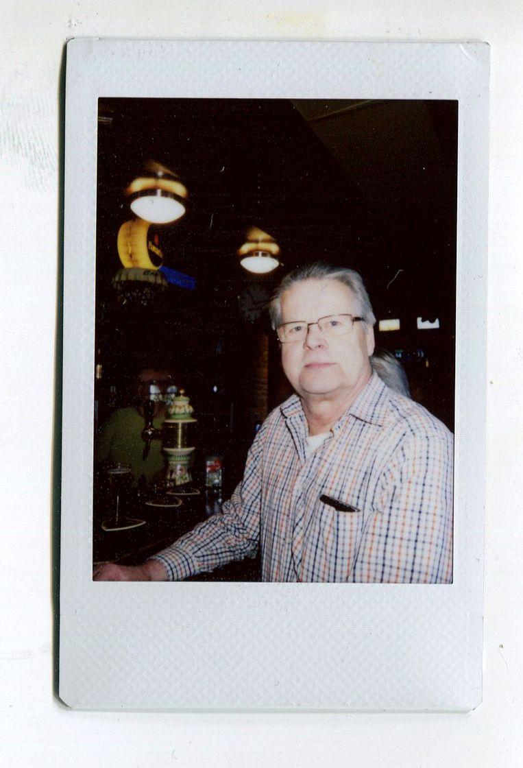 Stamgast Gerard. Beeld RV