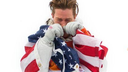 Levende snowboardlegende schonk Verenigde Staten historische medaille, maar met ongelukkige uitspraak opende hij ineens ook een potje dat hij liever dicht had gelaten