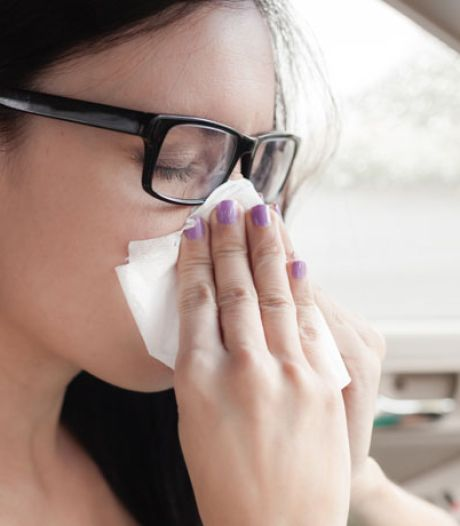 Zo voorkom je niesaanvallen door hooikoorts in je auto
