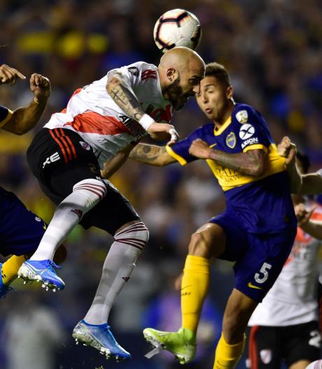 River Plate overleeft hete return bij Boca Juniors en plaatst zich voor finale