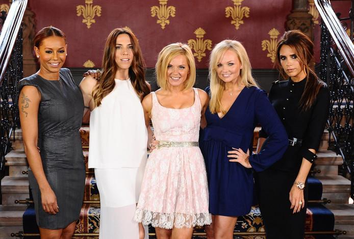 dd83d0e659f Mel C ziet de Spice Girls nooit meer bij elkaar komen | Show | AD.nl