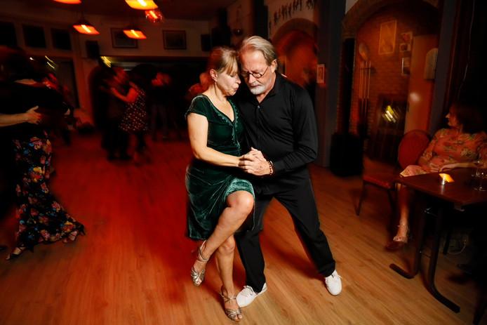 Tangodanser Rob Lut.
