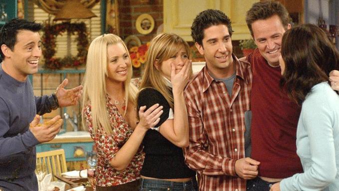 Herinner jij je deze 5 momenten in 'Friends' nog?