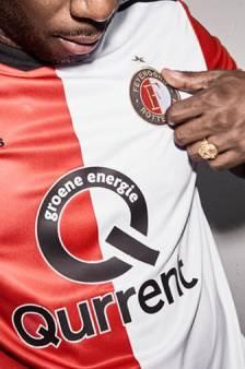 Dit is het nieuwe thuisshirt van Feyenoord