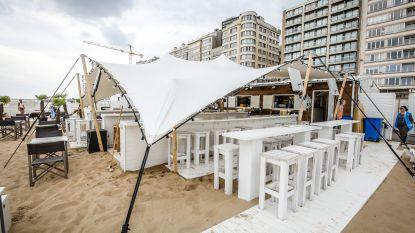 Nog nooit zoveel strandbars in Oostende: dit zijn de 9 plaatsen waar je deze zomer van een mojito of pintje geniet