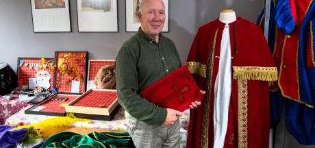 Een verloren jaar voor een Velpse sintvriend; Door corona hoeft Jan zijn idool amper te kleden