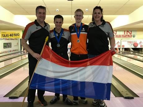 Brent de Ruiter (18) uit Middelburg is Europees Kampioen bowlen