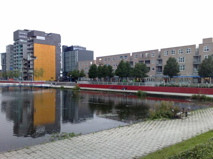 De Zilverparkkade in Lelytad.