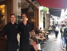En weg was alle fooi: Restaurant De Markt hangt camera's op na kluiskraak