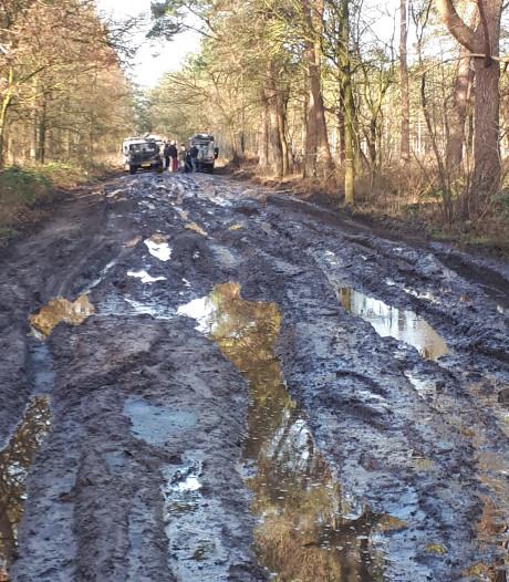 Wildcrossers dit jaar het haasje in Hilvarenbeek
