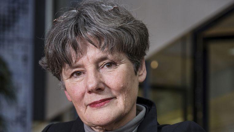 Louise Gunning: 'Kritische massa trekt talent aan' Beeld Dingena Mol / www.dmolfotografie.nl