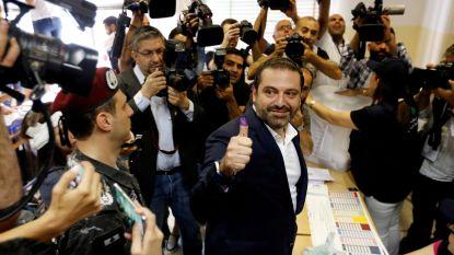 Hezbollah stevent af op verkiezingsoverwinning in Libanon