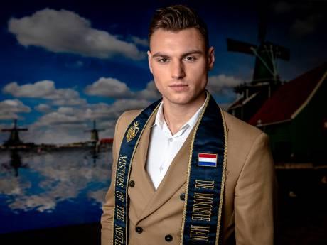 Paul (23) uit Dalem verkozen tot mooiste man ter wereld