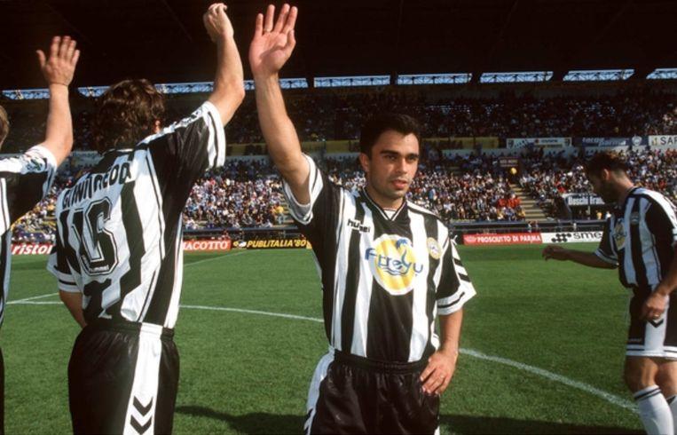 Walem bij Udinese.