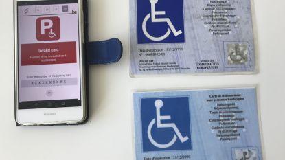 Politie kan 40 fraudeurs met gehandicaptenkaarten betrappen in vier maanden (dankzij een nieuwe app)