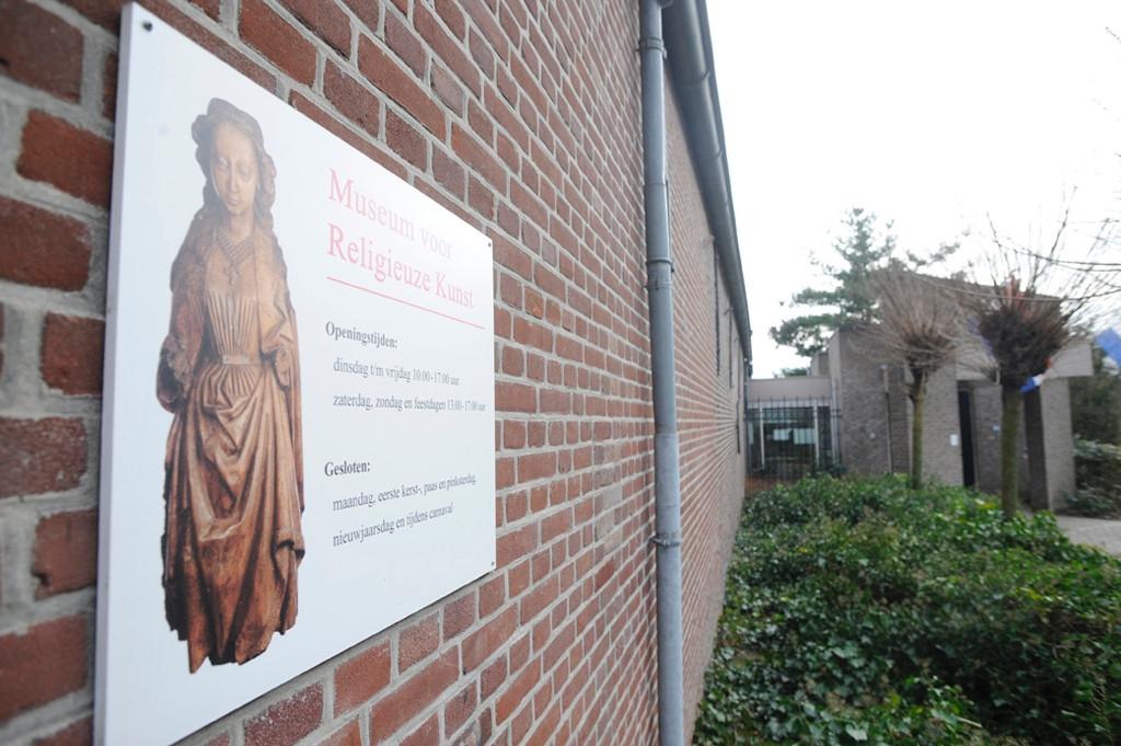 Het Museum voor Religieuze Kunst wil extra geld en tijd om de toekomstplannen te kunnen realiseren.