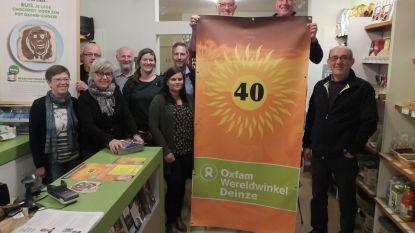 Wereldwinkel viert veertigste verjaardag met Fair Trade-feest