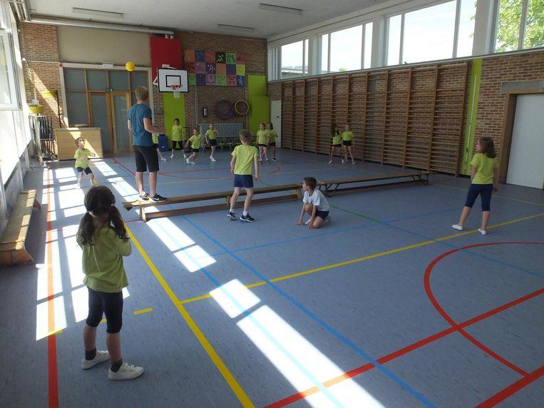 Nu sporten enkel leerlingen van Driessprong in de nieuwe sportzaal, vanaf 1 augustus kunnen verenigingen er ook terecht.