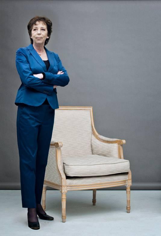 Schrijfster Renate Dorrestein. Foto: Martin Dijkstra / Lumen