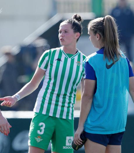 Voetbalsters in Spaanse competitie gaan staken voor betere CAO