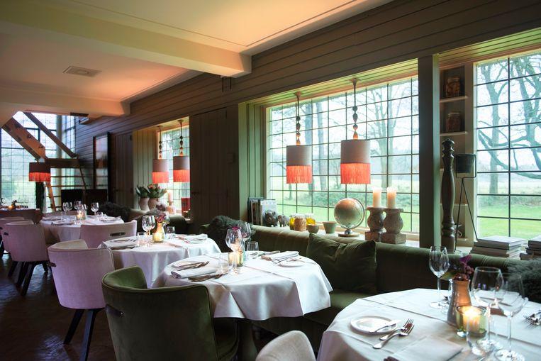 Restaurant Huisje James; een huiskamer restaurant op de Veluwe. Beeld Els Zweerink