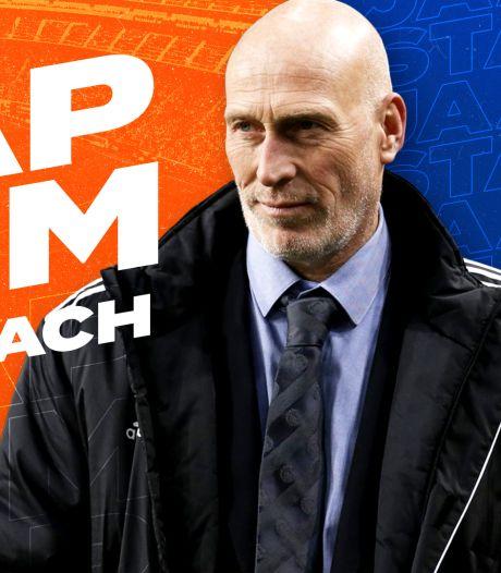 Blunder in Amerika bij bekendmaking nieuwe trainer Jaap Stam...maar wie is dan de man op deze foto??