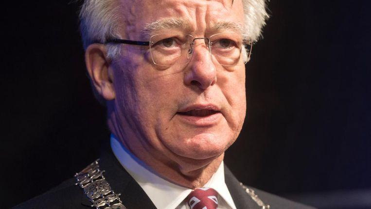 Waarnemend burgemeester Jozias van Aartsen is al enige maanden in functie. Iedereen die de ambitie heeft de stad te dienen, heeft dus lang kunnen nadenken. Beeld anp