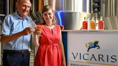 Brouwerij Dilewyns lanceert spirit voor feestjaar,  ook Ros Beiaard limited edition