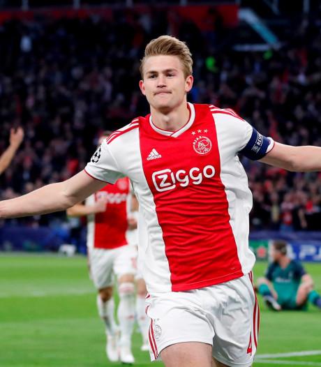 Ziggo langer hoofdsponsor van Ajax